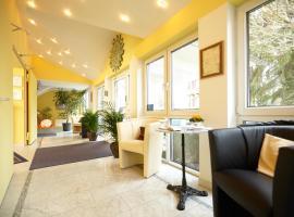 Hotel Sonne, hotel in Bad Homburg vor der Höhe