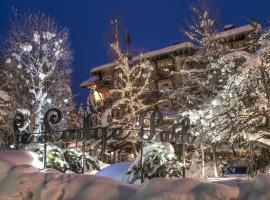 Lodge Park, hotel in Megève