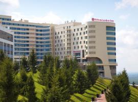 Hilton Garden Inn Ufa Riverside, hotel in Ufa