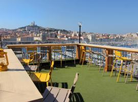 Hôtel Hermès, hôtel à Marseille