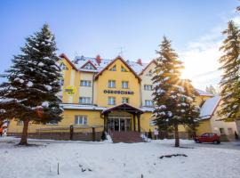 Hotel *** NAT Wisła – hotel w pobliżu miejsca Ośrodek narciarski Stożek w Wiśle