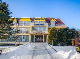 Hotel *** NAT Ustroń – hotel w pobliżu miejsca Ośrodek narciarski Stożek w Ustroniu