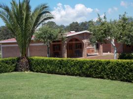 Rancho El Mayab, hotel en Zacatlán
