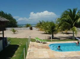 Pousada Recanto dos Coqueiros, hotel perto de Parque Estadual Mata de Pipa, Barra do Cunhaú