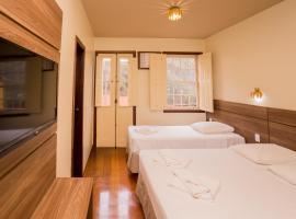 Mirante Hotel, hotel in Ouro Preto