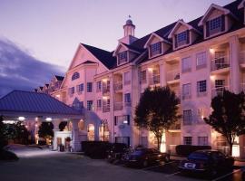 Hotel Grand Victorian, hotel in Branson