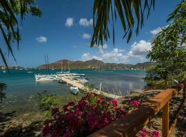 The Lodge - Antigua, serviced apartment in English Harbour Town