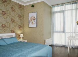 Lunacharskogo Apartment, budget hotel in Gelendzhik