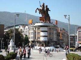Calla Bella Residence, hotel a Skopje