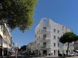 Hotel Al Cavallino Bianco, hotel a Riccione