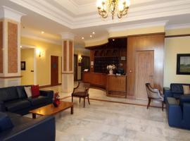 Hotel Reale, hotel in Fiuggi