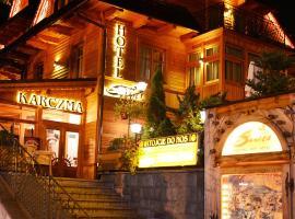 Hotel Sabała – hotel w Zakopanem