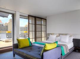 Sixtytwo Hotel, hotel cerca de Paseo de Gracia, Barcelona