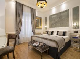 The Britannia Hotel, hotel in Repubblica, Rome