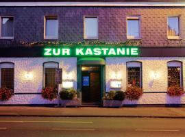 Zur Kastanie, hotel in Mülheim an der Ruhr