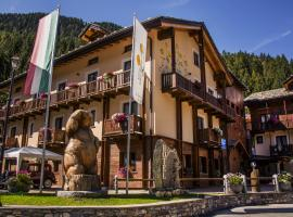 Hotel Boton D'Or & Wellness, hotel in zona Courmayeur, La Thuile