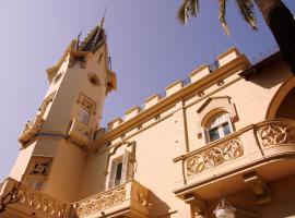 Hotel El Xalet, hotel near Sitges Train Station, Sitges
