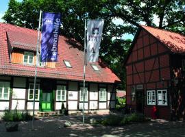 Hotel Am Kloster, hotel in Wienhausen