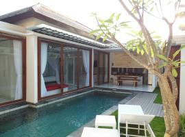 HK Villa Bali, accessible hotel in Legian