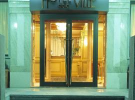 Hotel De La Ville, hotell i Saint Vincent