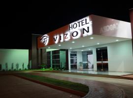 Hotel e Locadora Vizon, hotel in Vilhena