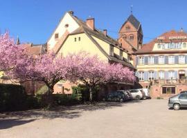Hôtel Du Herrenstein, hôtel à Neuwiller-lès-Saverne