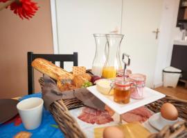 B&B HutSpot, bed and breakfast en Ámsterdam
