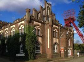 Alte Lohnhalle Kultur- und Tagungshotel, Hotel in der Nähe von: Nikolauskirche, Essen