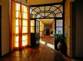 Casa Grande De Trives, hotel cerca de O Xeixo Lift, Puebla de Trives