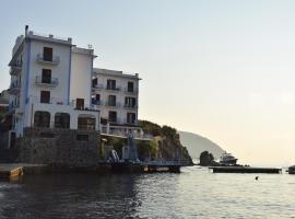 Hotel Rocce Azzurre, hotel a Città di Lipari