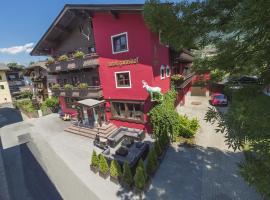 Hotel Gamshof, hotel v Kitzbuhelu