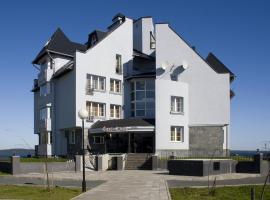 Onega Castle Hotel, hotel in Petrozavodsk