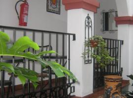 Apartamentos Turisticos Casa Cantillo, Hotel in Carmona