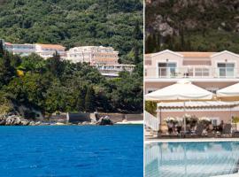 Odysseus Hotel, hotel en Paleokastritsa