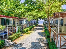 Camping La Focetta Sicula, campground in Sant'Alessio Siculo