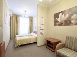 Travelto Kazanskiy 12, hotel near Saint Isaac's Cathedral, Saint Petersburg