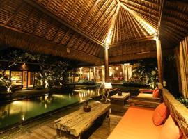 Ubud Virgin Villa, pet-friendly hotel in Ubud