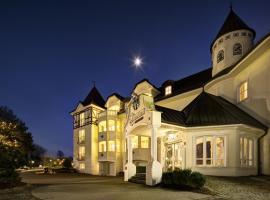 Schloss Hotel Holzrichter, hotel in Nachrodt-Wiblingwerde
