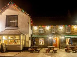 King Arthurs Arms, inn in Tintagel