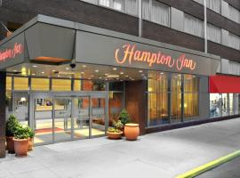 Hampton Inn Manhattan-Times Square North, hotel in Hell's Kitchen, New York