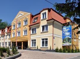 Hotel Koch, family hotel in Kętrzyn