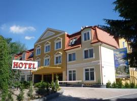 Hotel Koch – hotel w pobliżu miejsca Wilczy Szaniec w mieście Kętrzyn