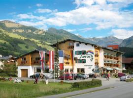 Hotel Aurach, hotel in Aurach bei Kitzbuhel