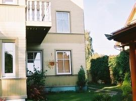 Villa Freven, kotimajoitus Pärnussa