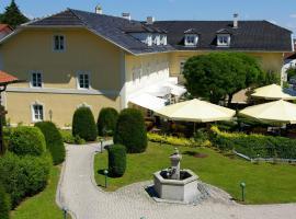 Sammareier Gutshof, Hotel in der Nähe von: Bella Vista Golfpark Bad Birnbach, Bad Birnbach