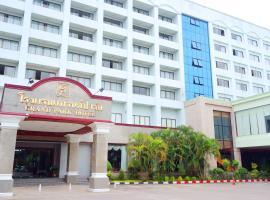 Grand Park Hotel, hotel in Nakhon Si Thammarat