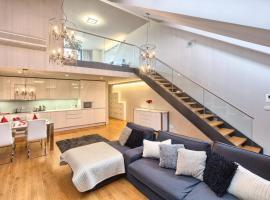 EMPIRENT Karlin Apartments – apartament z obsługą w Pradze