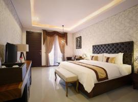 The Visala Boutique Suites Seminyak, hotel in Seminyak