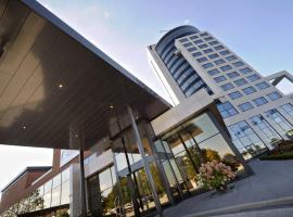 Van der Valk Hotel Tiel, hotel dicht bij: Station Tiel, Tiel
