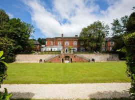 The Southcrest Manor Hotel Redditch, hotel in Redditch
